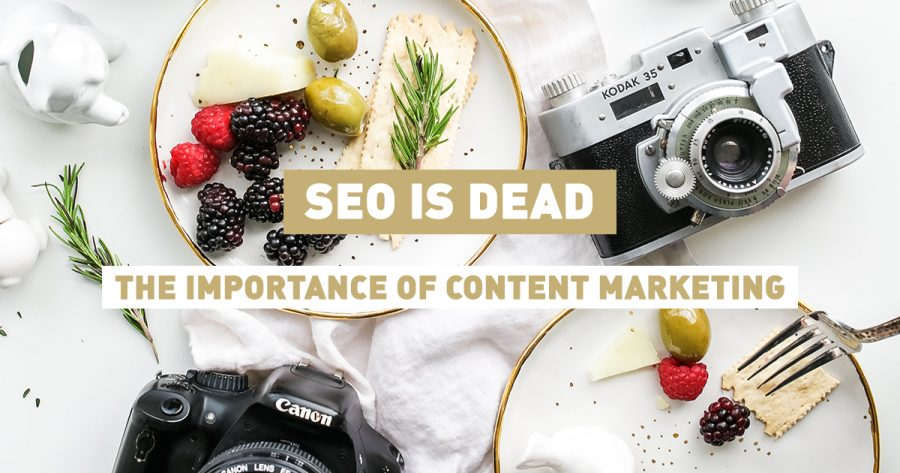 SEO vs Influencer Marketing and content